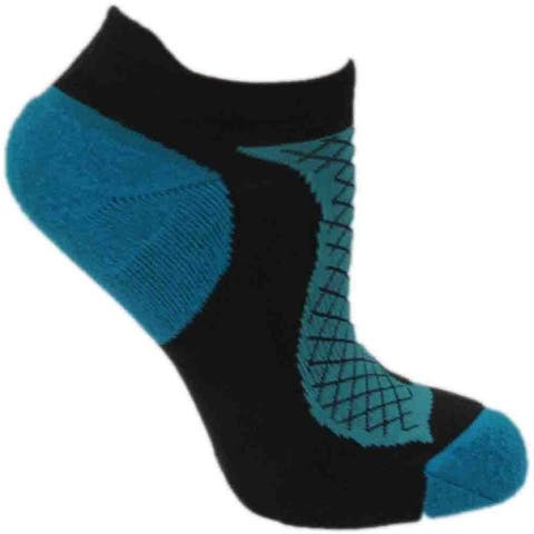 Asics Womens Hera Deux Single Tab Running Athletic Socks Socks