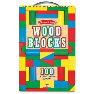 Painted Unit Block Sets 100-Pc Set