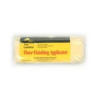 Linzer LB110 Lambskin Floor Finishing Applicator, 10""