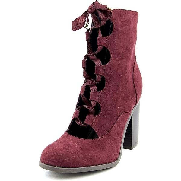 Indigo Rd. Tilly Women Dark Red Boots