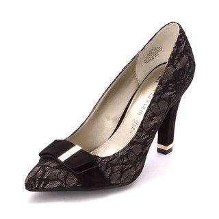 Anne Klein Womens Thyra Pointed Toe Classic Pumps