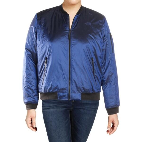 cf0966fdf Shop The North Face Womens Barstol Bomber Jacket Winter Coat - Free ...