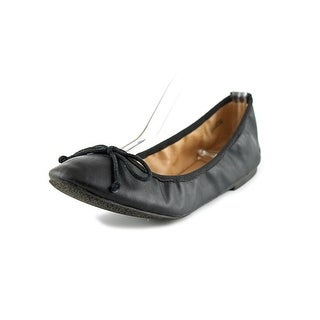 Wild Pair Malo Round Toe Synthetic Ballet Flats