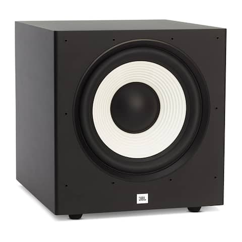"JBL Stage A120P 12"" 500W Powered Subwoofer - Black"