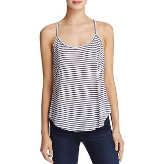 Soft Joie Womens Casual Top Jersey Striped