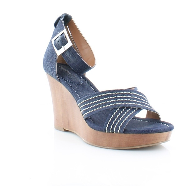 Style & Co. Raynaa Women's Sandals & Flip Flops Indigo
