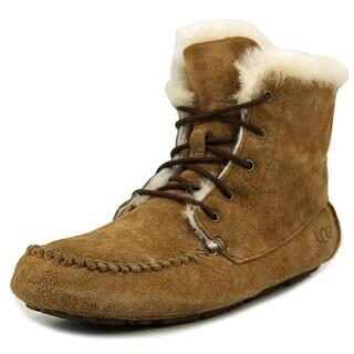 Ugg Australia Chickaree Women Round Toe Suede Winter Boot