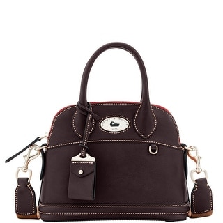 Dooney & Bourke Florentine Toscana Small Domed Satchel (Introduced by Dooney & Bourke at $368 in Sep 2016)
