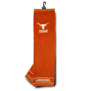 University of Texas Embroidered Golf Towel