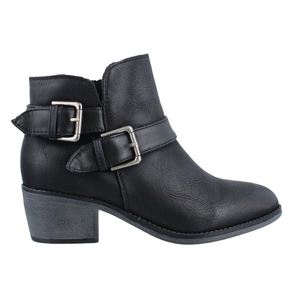 Seven Dials Womens Yosepha Closed Toe Ankle Fashion Boots