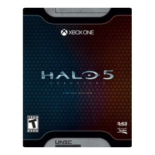 Refurbished Microsoft Xbox Halo 5 Limited Edition CV3-00004 Halo 5 Limited Edition