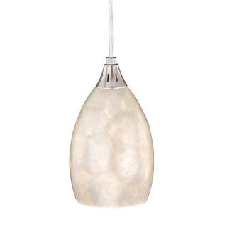Vaxcel Lighting PD5320C Milano 1 Light Mini Pendant - Adaptable to Monorail