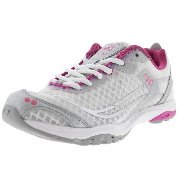 Ryka Womens Fit Pro Running, Cross Training Shoes Mesh