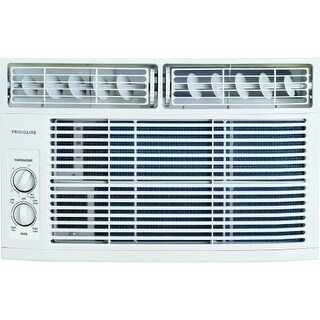 Frigidaire FFRA0811R1 8000 BTU Window Mounted Air Conditioner with Anti-Bacterial Mesh Filters