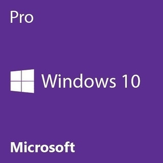 Microsoft Oem Software - Fqc-08930 - Win Pro 10 64 Bit 1 Pack