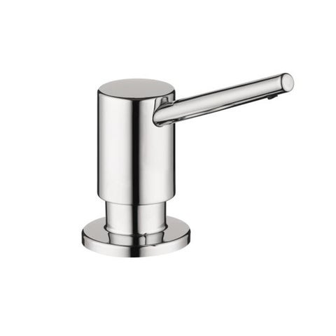 Hansgrohe Kitchen Soap Dispenser 04539800 Steel Optik