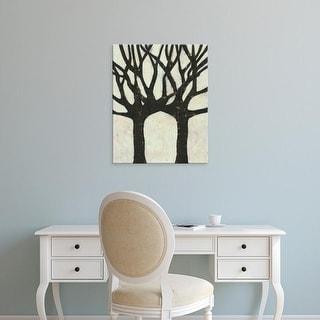 Easy Art Prints Andrea Davis's 'Batik Arbor II' Premium Canvas Art