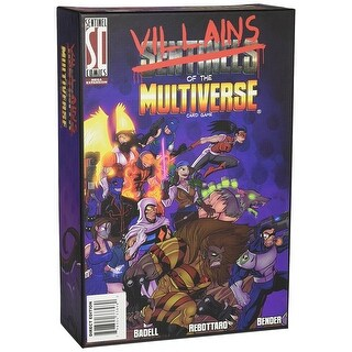 Sentinels of the Multiverse: Villains of the Multiverse Mega Expansion - multi