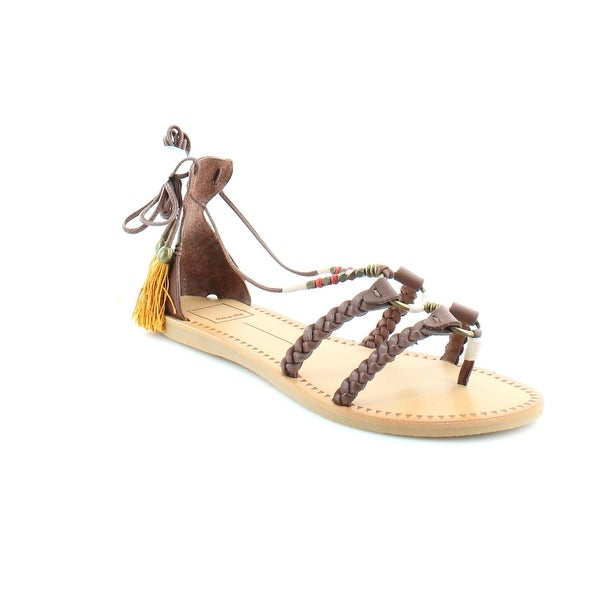 Dolce Vita Jinny Women's Sandals & Flip Flops Brown - 8