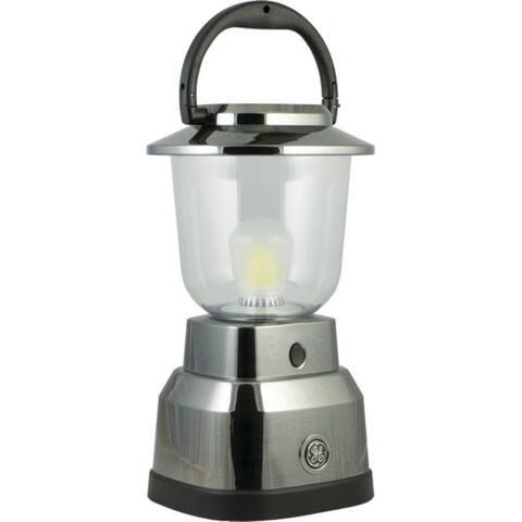 GE 14210 Enbrighten(R) Lantern - Silver