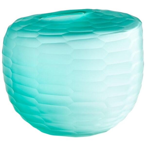 Admirable Cyan Design Med Seafoam Dreams Vase Seafoam Dreams 6 25 Tall Glass Vase Unemploymentrelief Wooden Chair Designs For Living Room Unemploymentrelieforg