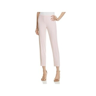 Elie Tahari Womens Marcia Dress Pants Twill Skinny Leg