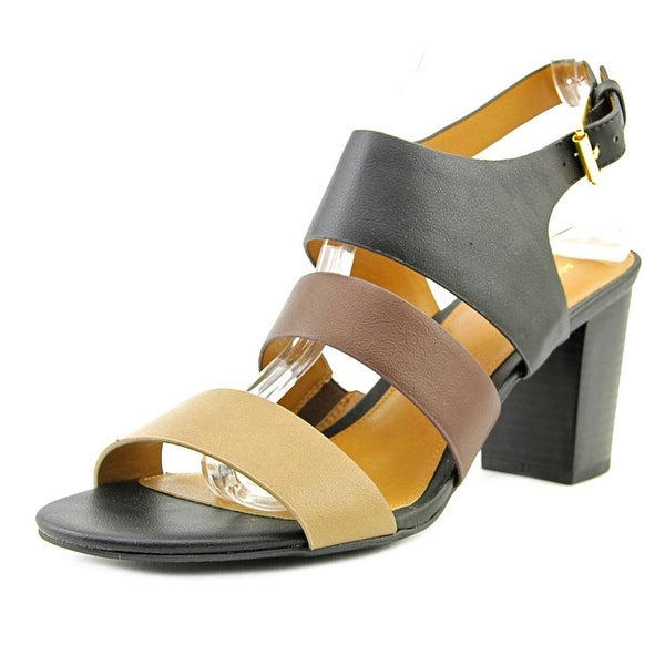 American Living Wakely Women Open Toe Synthetic Multi Color Sandals
