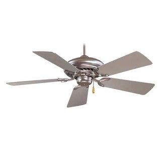 "MinkaAire Supra 44 Supra 44"" 5 Blade Ceiling Fan - Blades Included"