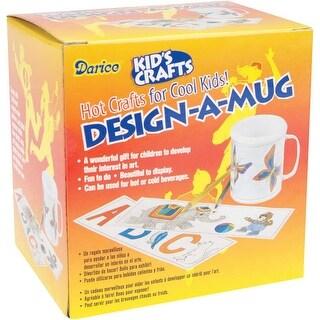 """Design-A-Mug 4.25""""-White"""