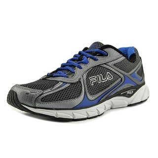 Fila Quadrix Youth Round Toe Synthetic Sneakers