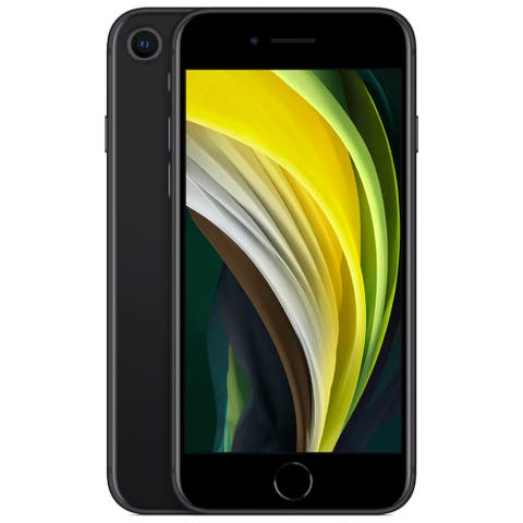 Apple iPhone SE (2020) 128GB GSM/CDMA Fully Unlocked Phone