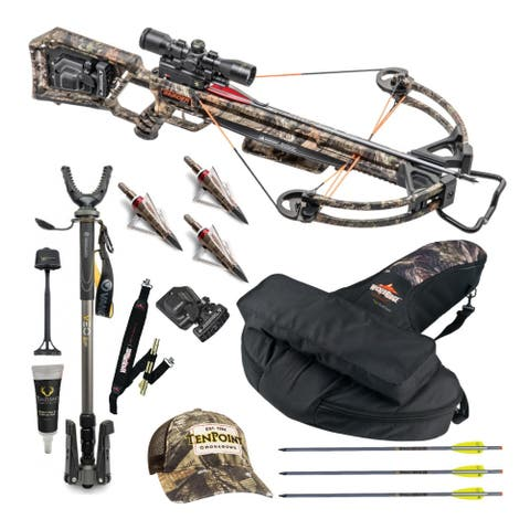 TenPoint Invader X4 Wicked Ridge 360 FPS Crossbow with Accessory Kit