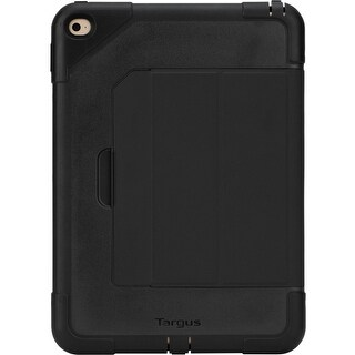 Targus THD125USZ Targus SafePORT Rugged Max Case for iPad Air 2, Black - iPad Air 2 - Black - Polycarbonate