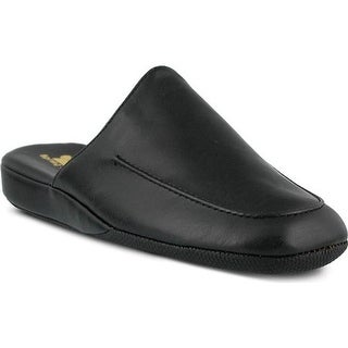 Spring Step Men's Nigel Black Leather