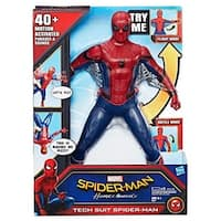 Hasbro HSBB9691 Spiderman Hero Feature Figure - 3 Count