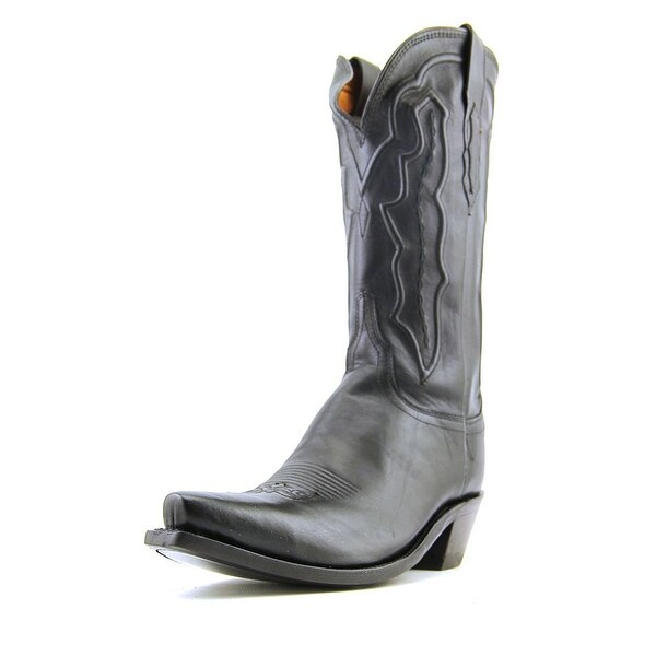 Lucchese N9613.C2 C Pointed Toe Leather Western Boot