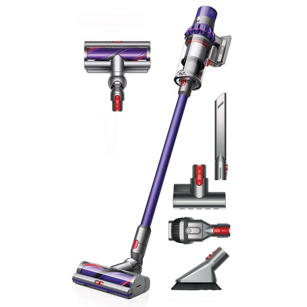 shop dyson cyclone v10 animal cordless vacuum cleaner comes w torque drive cleaner head. Black Bedroom Furniture Sets. Home Design Ideas