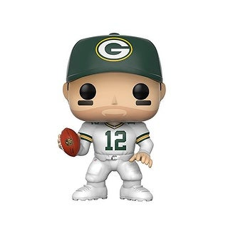 Green Bay Packers NFL POP Vinyl Figure: Aaron Rodgers (Color Rush) - multi