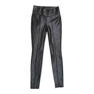 Bar III Women's Super Skinny Pants - Deep Black - XS