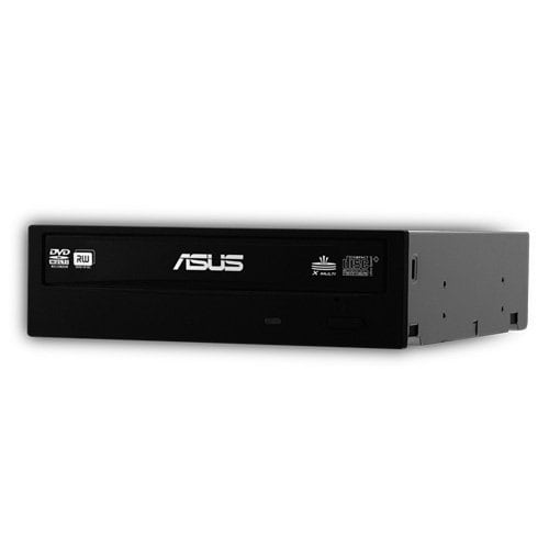 Asus Drw-24B3st/Blk/G/As Internal 24X Sata Optical Dvd-Rw Drive Black