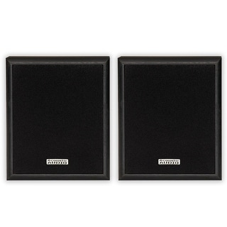 Acoustic Audio RW-SP3 Bookshelf Speakers 100 Watt 2 Way Home Theater Audio Pair