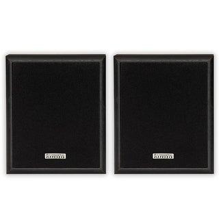 Acoustic Audio RWSP3 Bookshelf Speakers 2 Way Home Theater Audio Pair