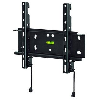 Barkan 40 in. 88 Lbs, Fixed Up to LCD Moniter Bracket, Black