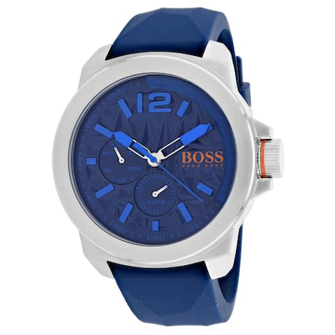 c7729321e Hugo Boss Men's Watches | Find Great Watches Deals Shopping at Overstock