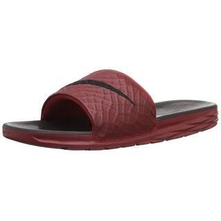 32daf959e473 Nike Men s Benassi Solarsoft Slide Sandal
