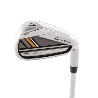 New TaylorMade RocketBladez 7-Iron R-Flex Steel RH