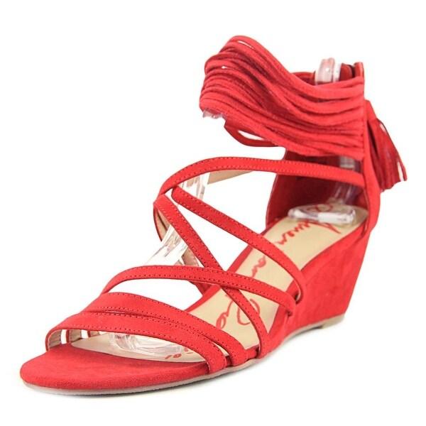 American Rag Amirah Women Red Sandals