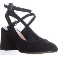 ALDO Pergine Block Heel Slingback Pumps, Black