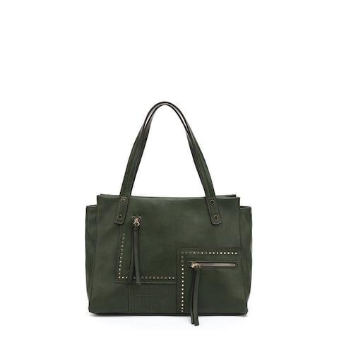 Style Strategy Satchel Bag