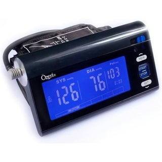 CardioTech Upper Arm Blood Pressure Monitor With Intelligent